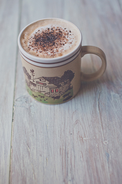 cappuccino on Flickr.