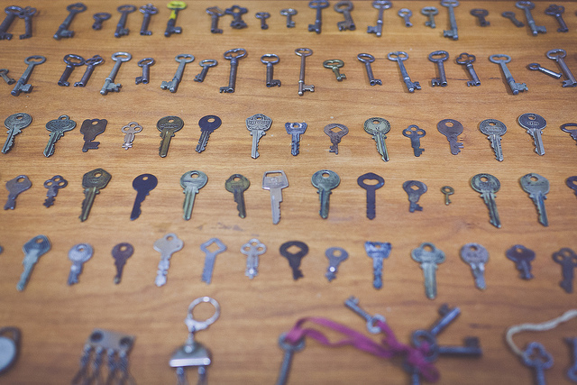 Keys  on Flickr.