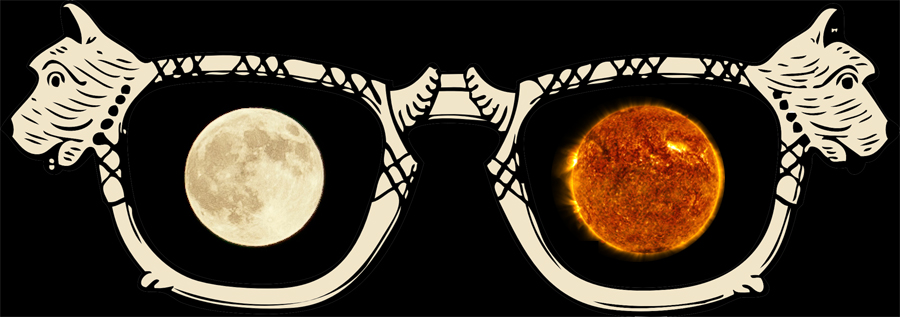 The sun and the moon are my Father's eyes.