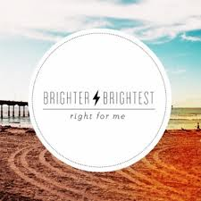 "GUYS! Right For Me is OUT NOW! Buy it on iTunes and get a bonus track called ""Over & Again""!! Or go to any HMV and buy it or order it, or anything! Please tell everybody about us and our new album! Go buy the album off iTunes and get a bonus song!!!! It's so great you should all be happy. and go get it I love them    http://www.brighterbrightest.ca"