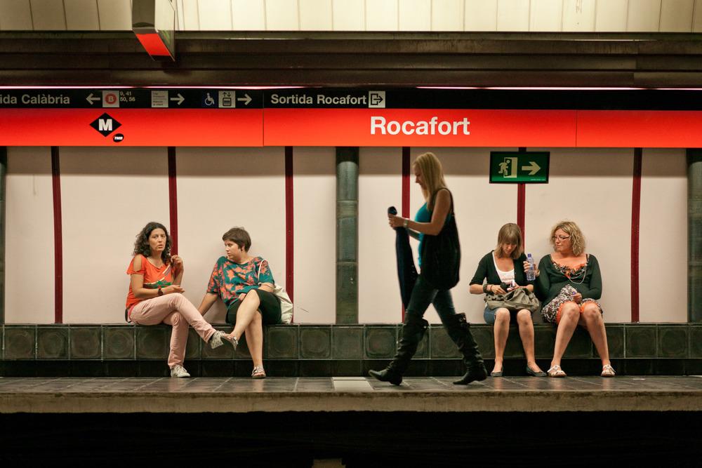 Subway.  -Zach EOS 5D mark II 85mm 1.8