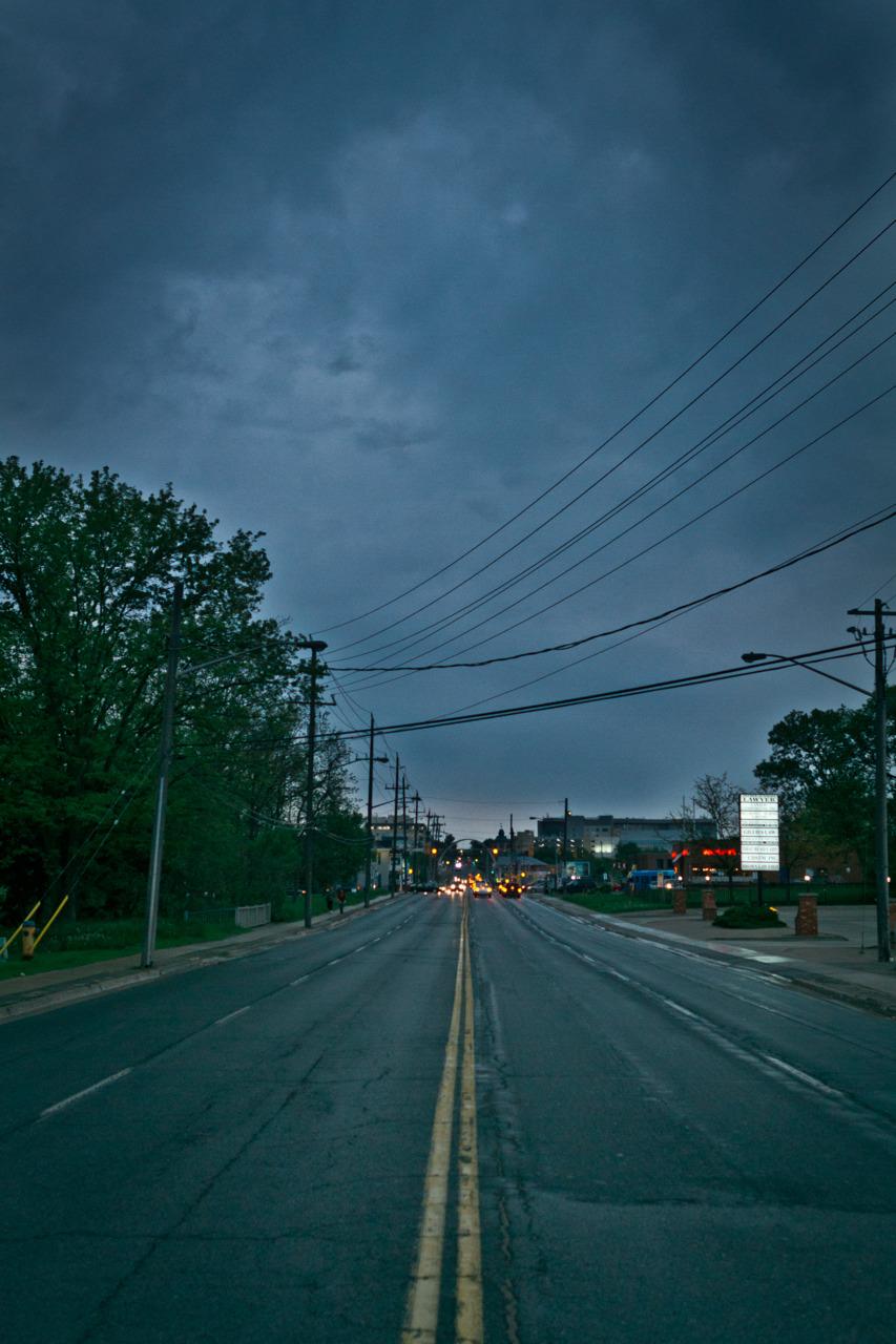 Davis Drive the other night -Zach EOS 7D 24mm 1.4L II