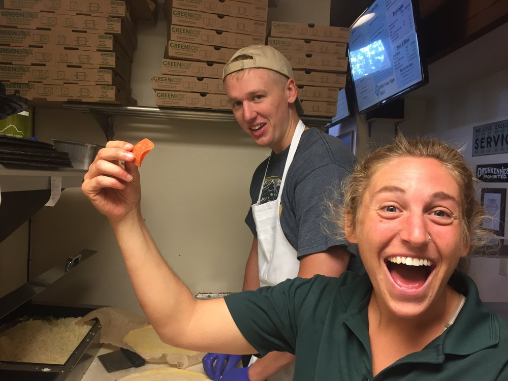 Leeks Pizzeria Staff
