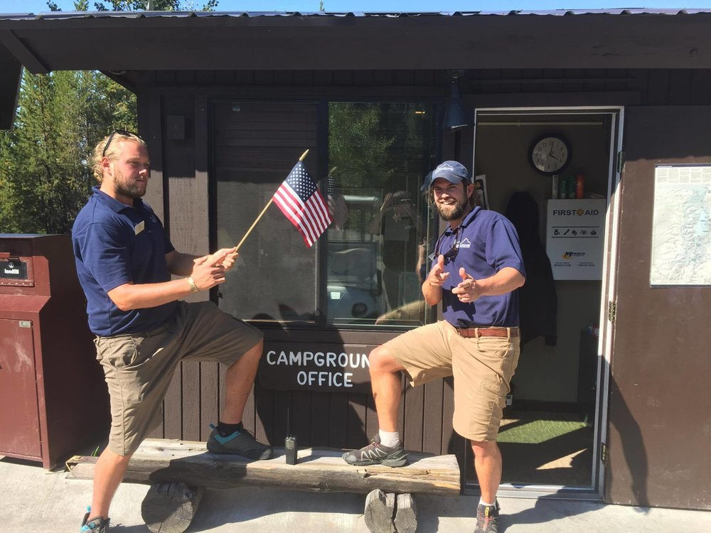 Campground Staff