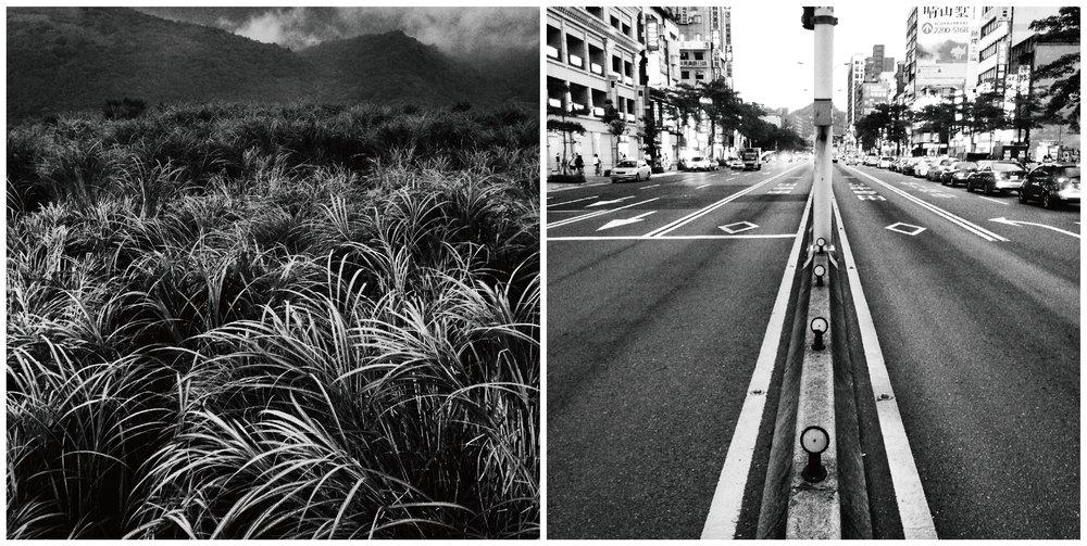 透過  Instagram  ,我給別人看到的是,確實的台北生活。而我鏡頭下的這些景物,並不一定是人們所認知的美,而是屬於我的美。      —  伍佰