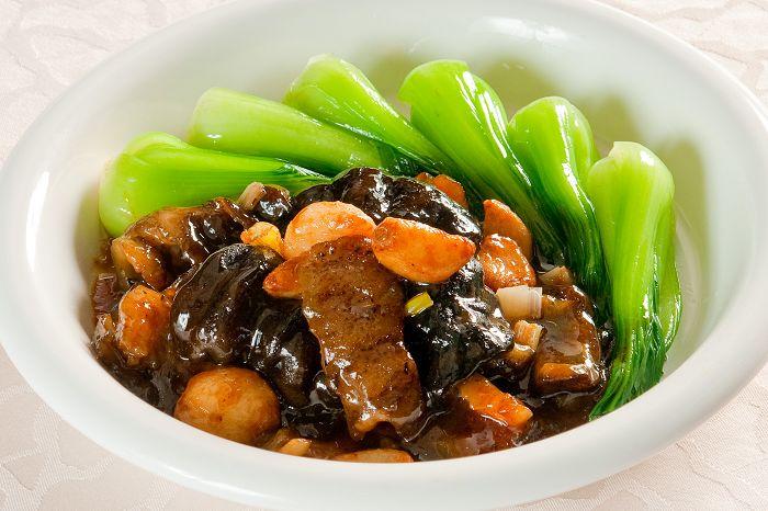 紅燒海參|圖片提供:青青餐廳 ©
