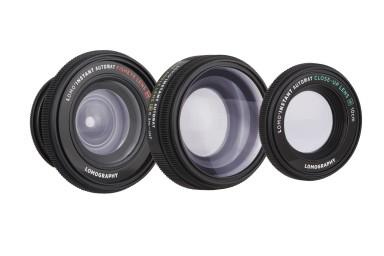 Lomo'instant lens
