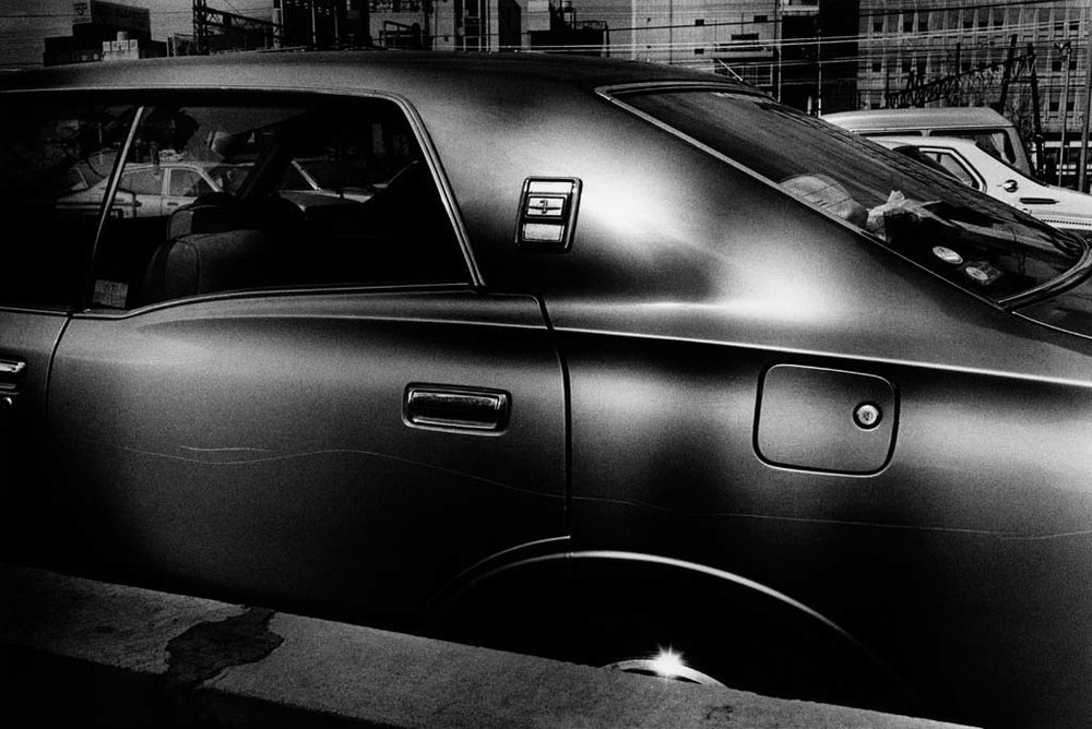 © Daido Moriyama, Light and Shadow 1982