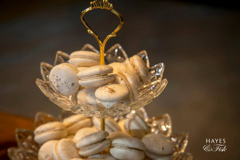 French Macarons - Photo by Hayes & Fisk