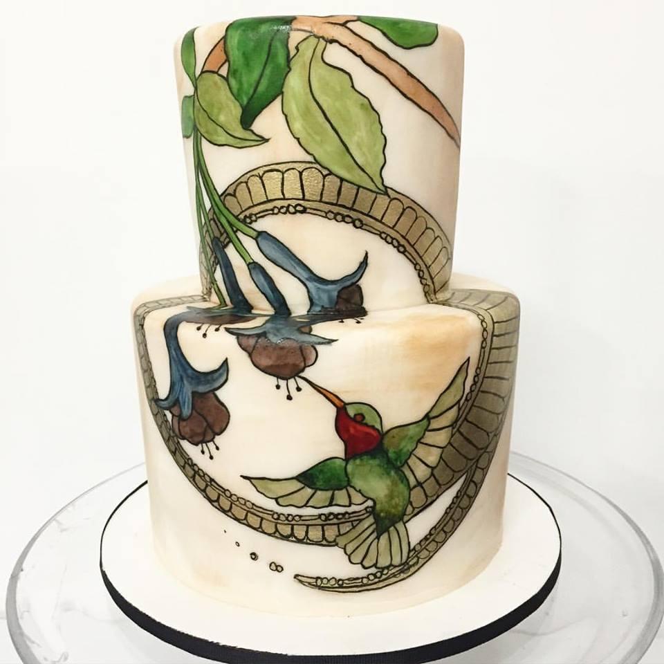 Designed & Decorated by Amanda Robinson