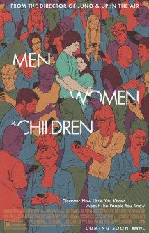 Men Women & Children Poster