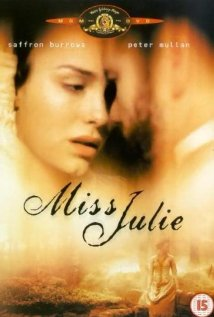 Miss Julie 1999 Poster