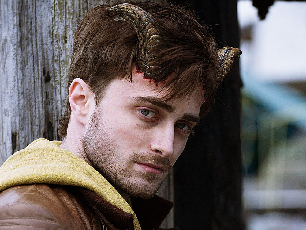 Daniel Radcliffe in Horns