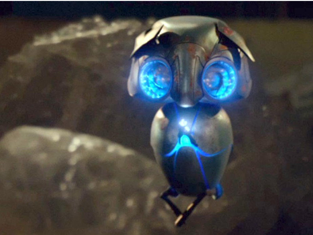 Earth to Echo Robot Dude Thing