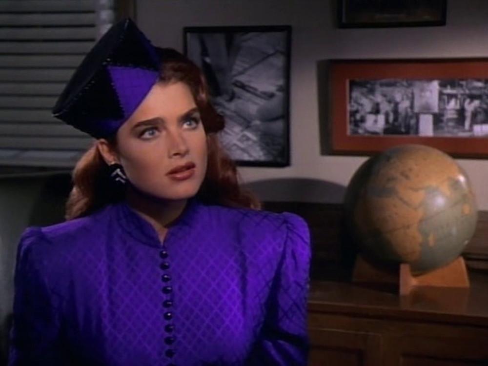 Brooke Shields in Brenda Starr