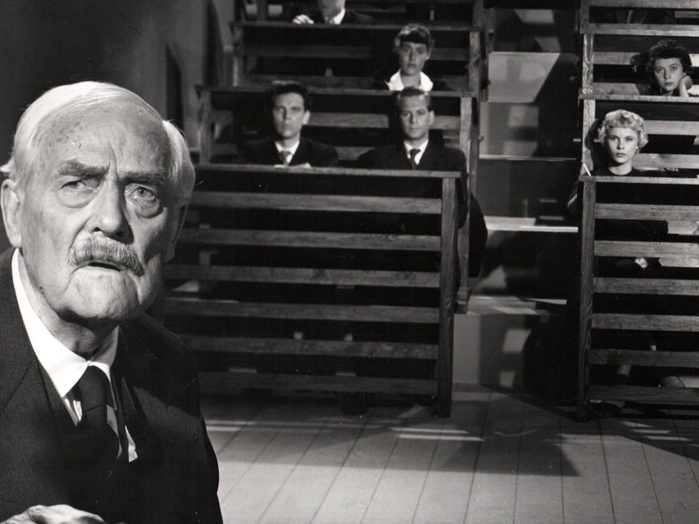 Victor Sjostrom in Wild Strawberries