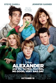 Alexander and the Terrible Poster