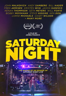 Saturday Night Franco Poster