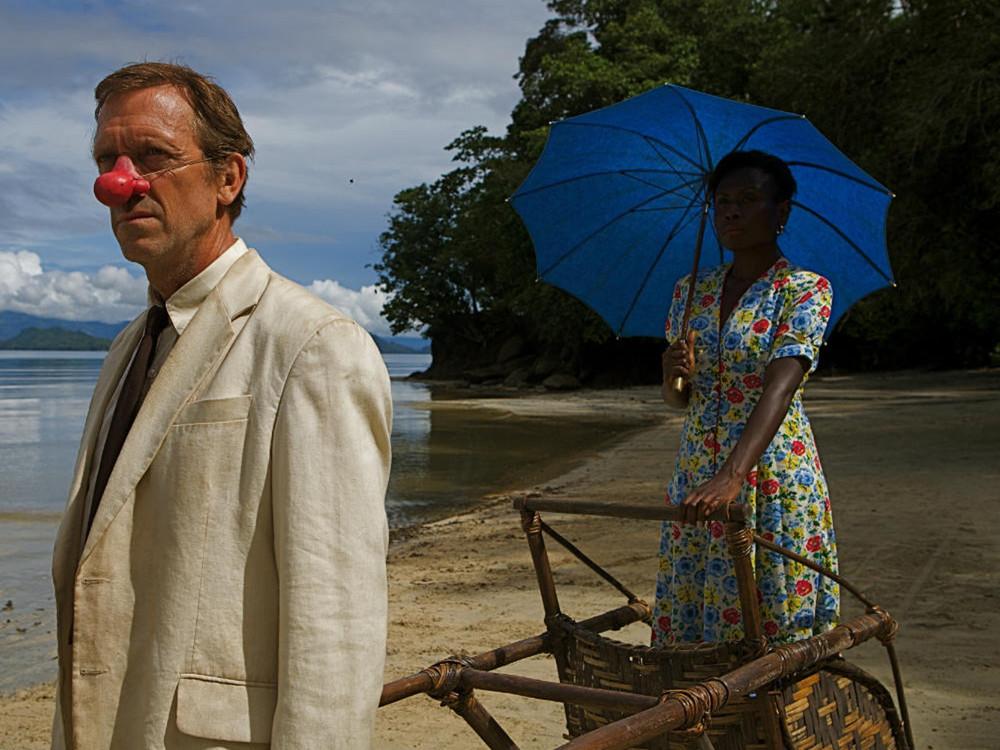 Hugh Laurie in Mr. Pip