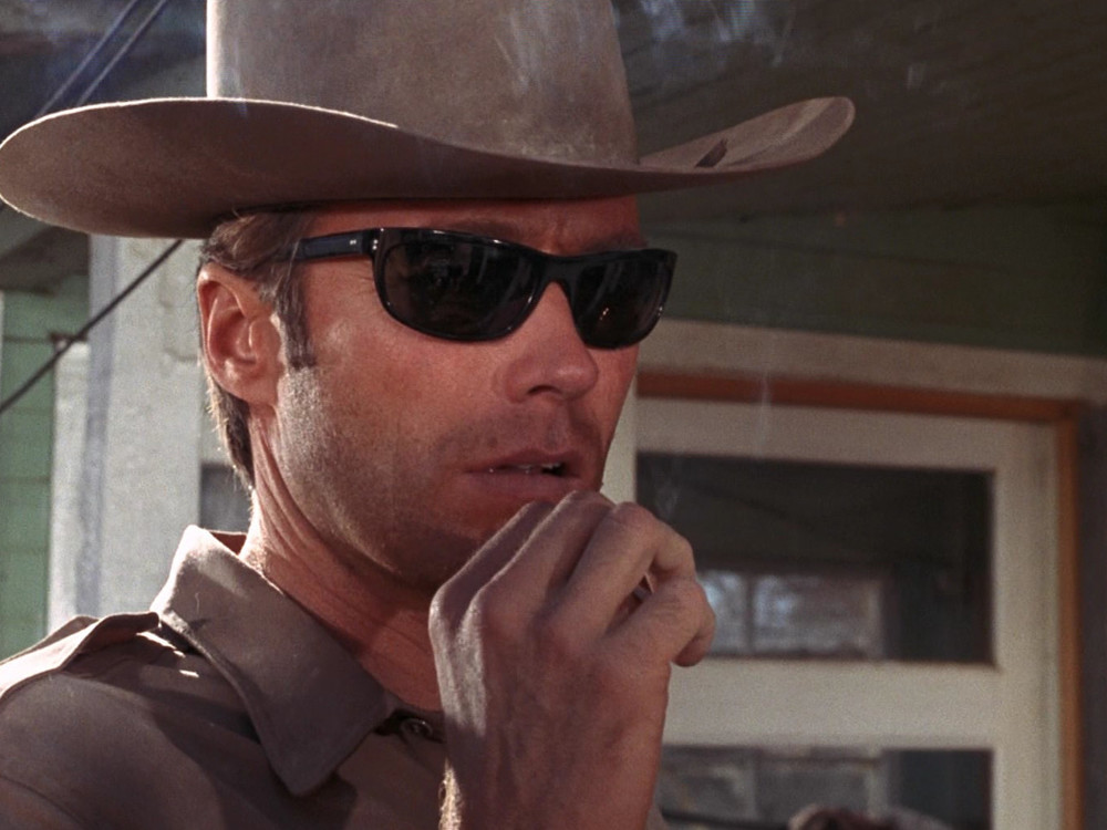 Clint Eastwood in Coogan's Bluff