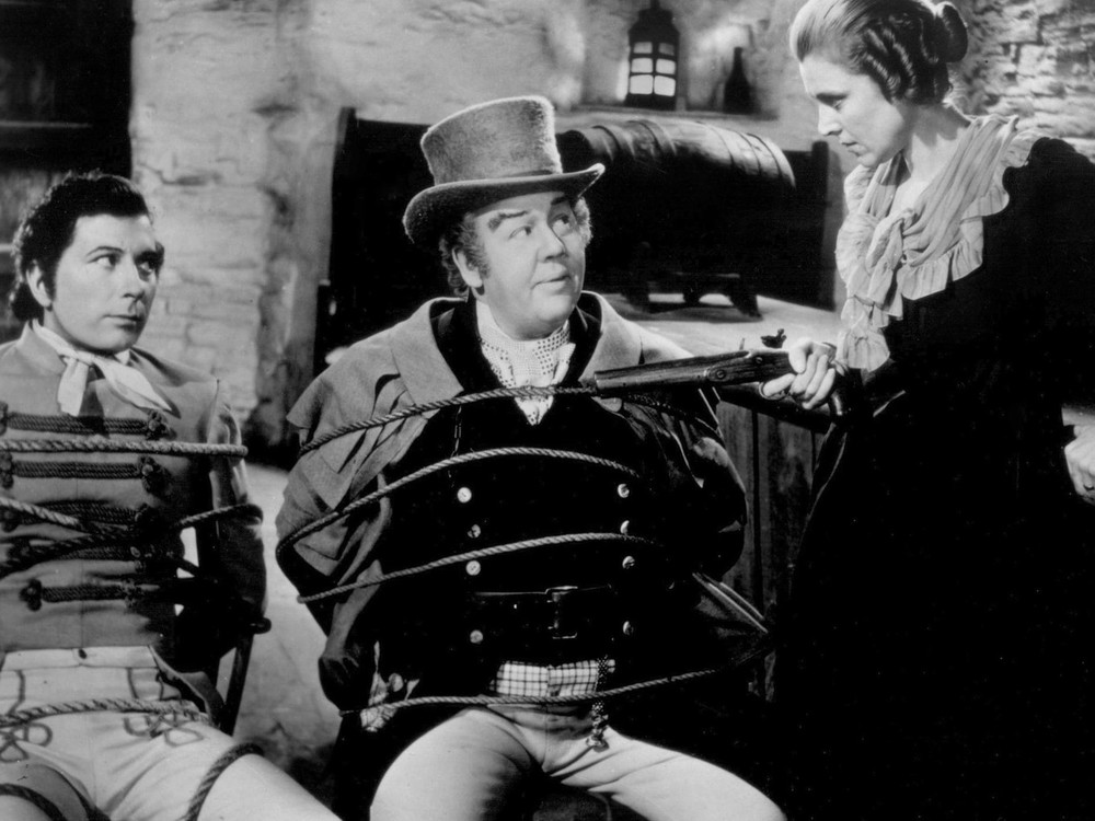 Charles Laughton in Jamaica Inn