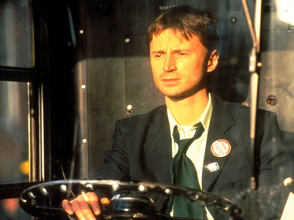 Robert Carlyle in Carla's Song