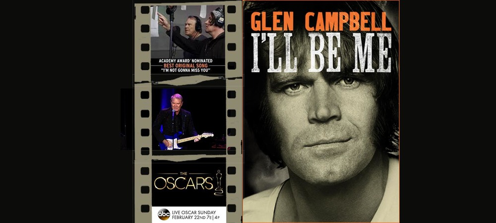 #GlenCampbell #Oscars