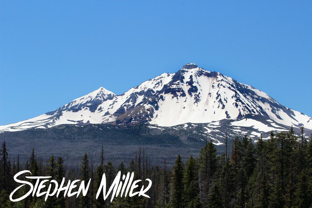 North Sister, Bend, OR ©Stephen Miller 2015