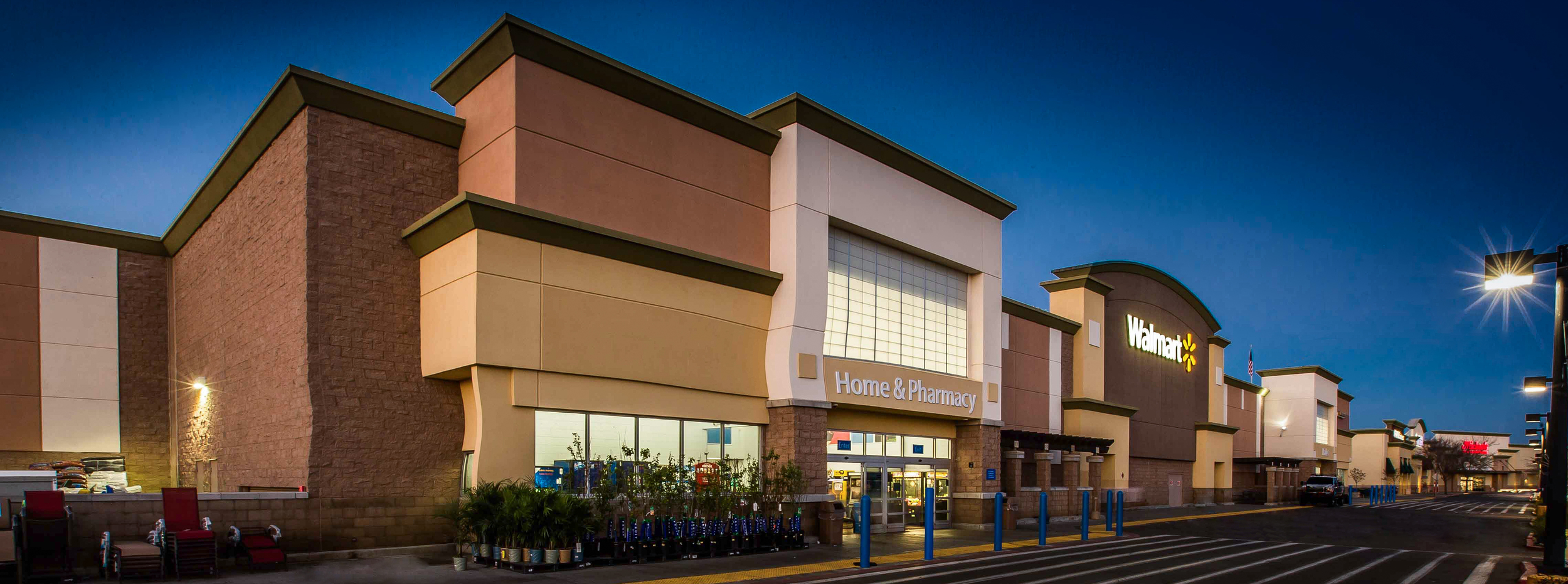 Development History Of Retail Property Brown Group Inc Retail