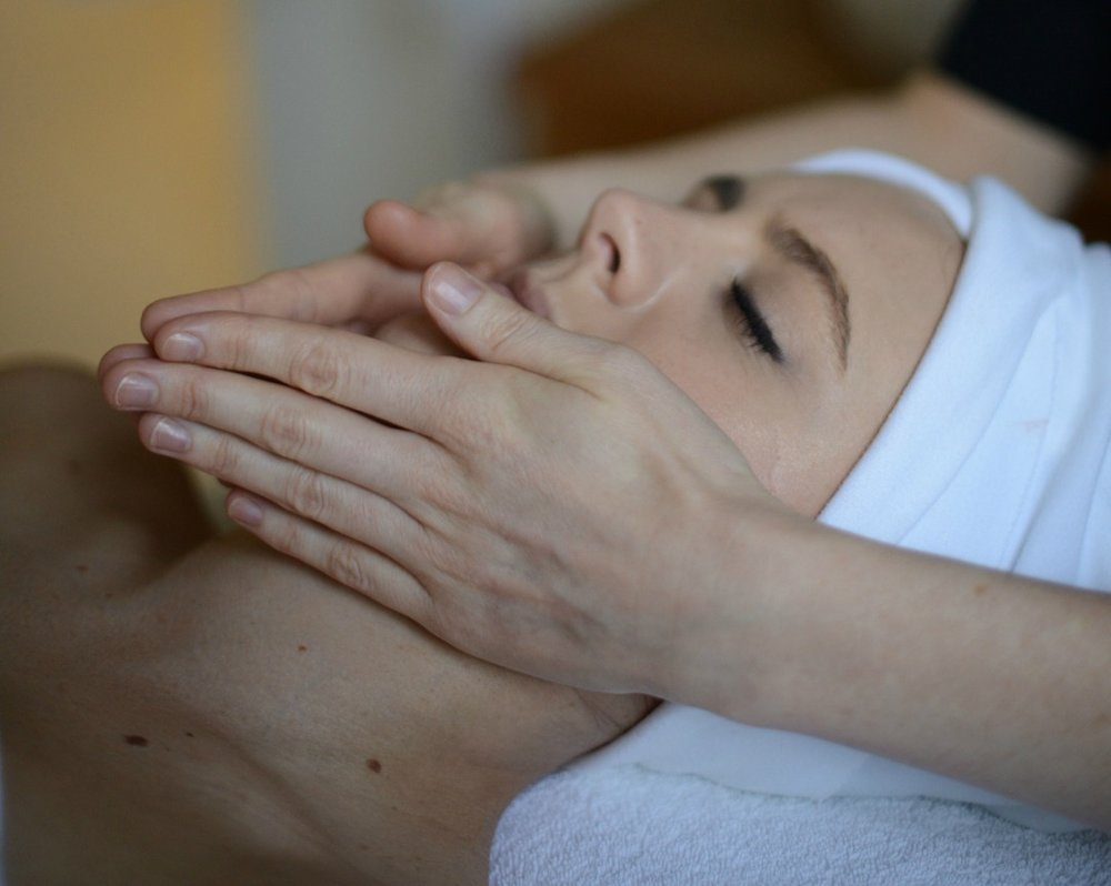 lisa franklin skincare facial