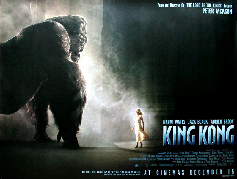 King Kong Dan Hubbard Casting