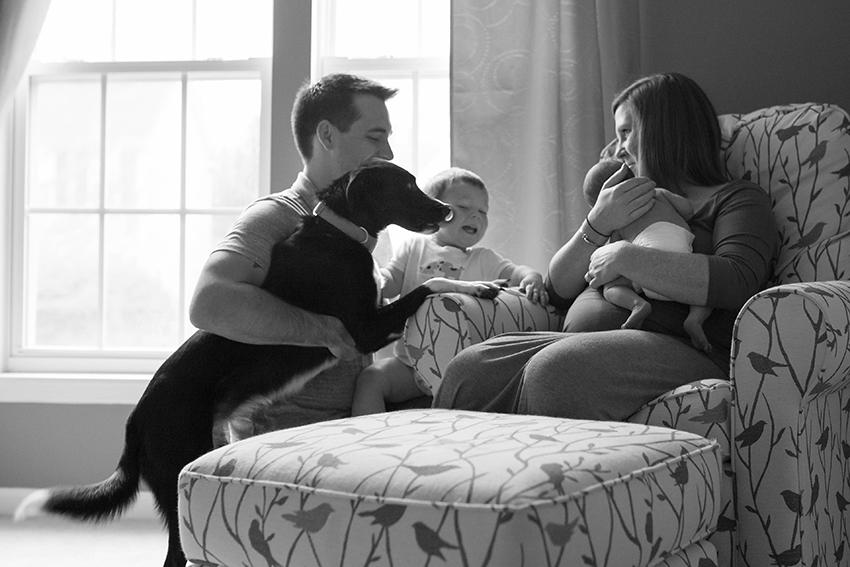 Connor Savago Newborn Session