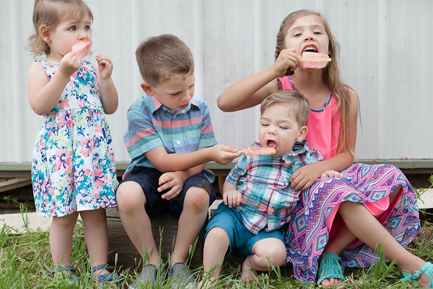 Charlotte Family Photographer - The Aiken Family