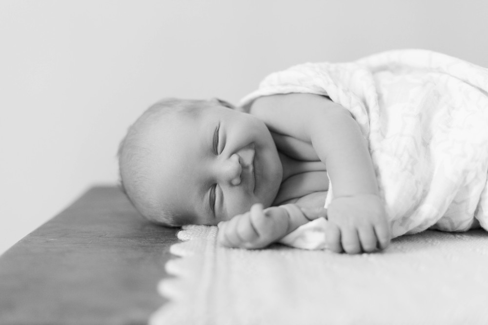 Theodore Gerrald Newborn Session