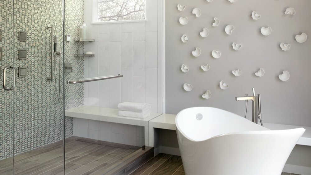 Bath Design and Remodeling - Explore our wide range of tile, plumbing, and vanity options to create the bathroom that is perfect for your style and needs.