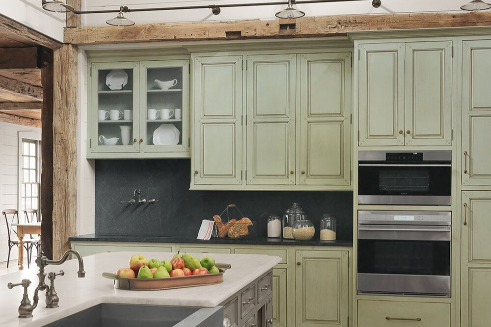 Custom Cabinetry - Using the best custom cabinetry from cabinet makers such as Touchstone Fine Cabinetry and Rutt HandCrafted Cabinetry, our expert design team is able to deliver superior kitchen and bath designs to our clients.LEARN MORE