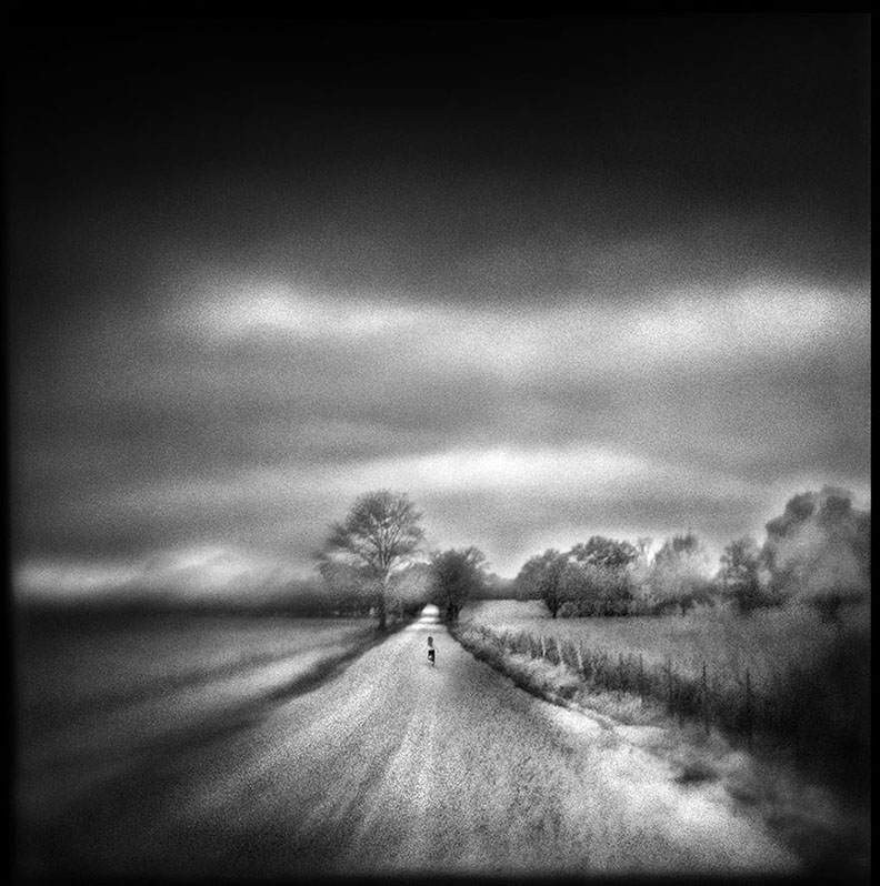 Lost in Mississippi   Hand-varnished, archival pigment print.   16 x 16 inches