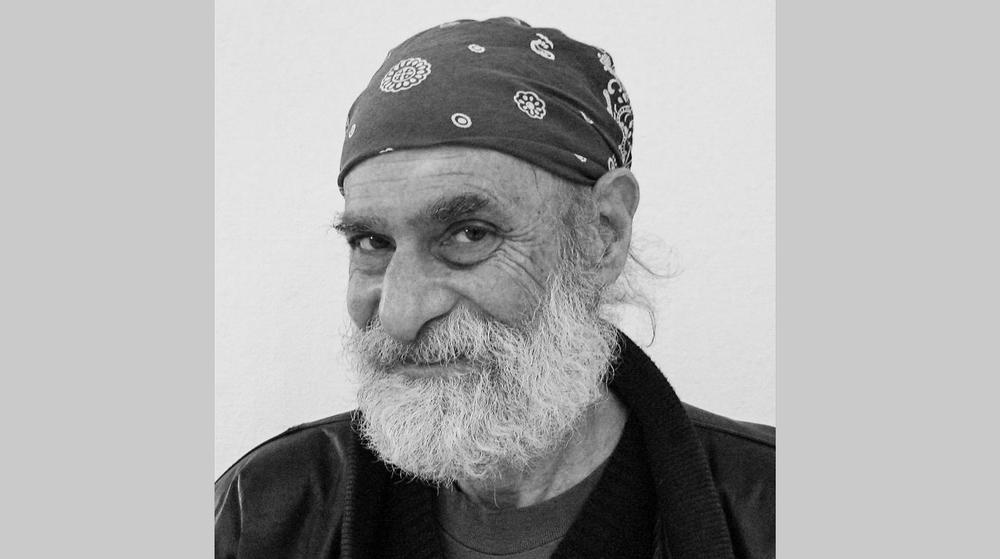Michael Weinstien, April, 2008 by Charmane Eastman