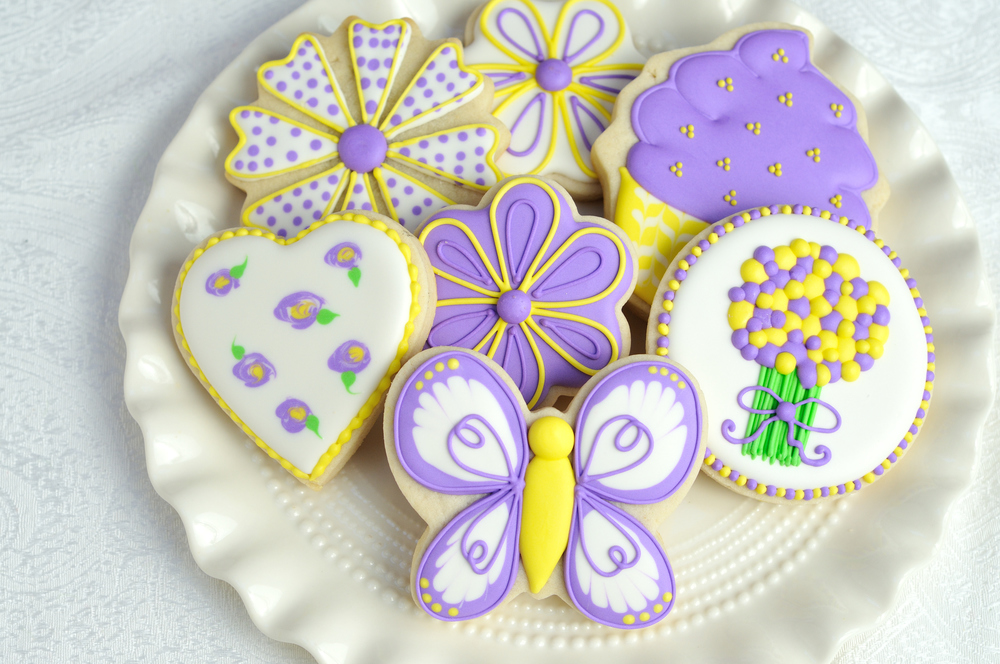 Cookie Decorating with Royal Icing for Beginners Friday June