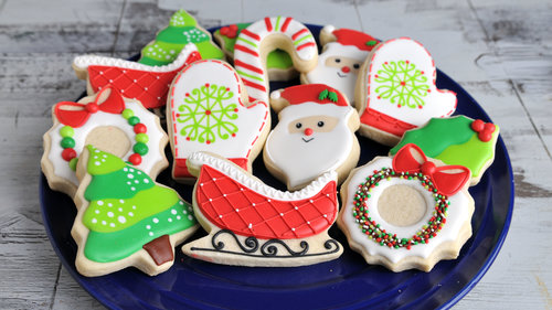 christmas cookies with royal icing sunday december 3rd 1 330 pm
