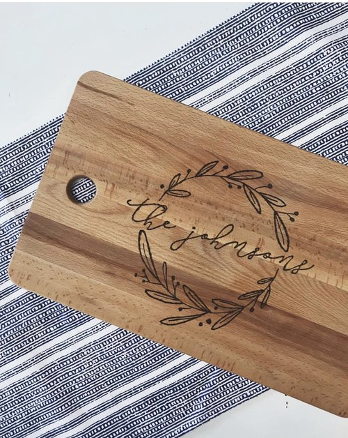 Wood Burned Cutting Board Tuesday January 22 7 9 PM The Craftery