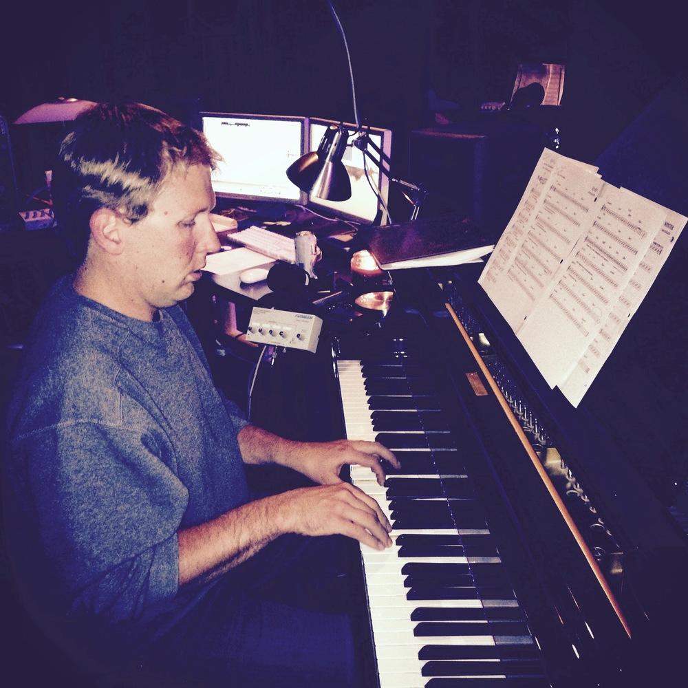 chris cundy on the studio yamaha.jpg