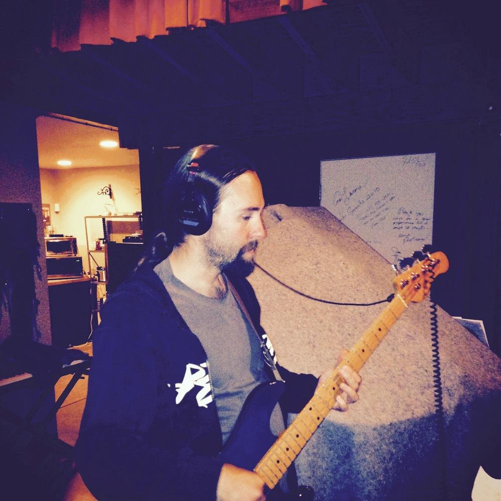 johnny sanders on electric bass.jpg