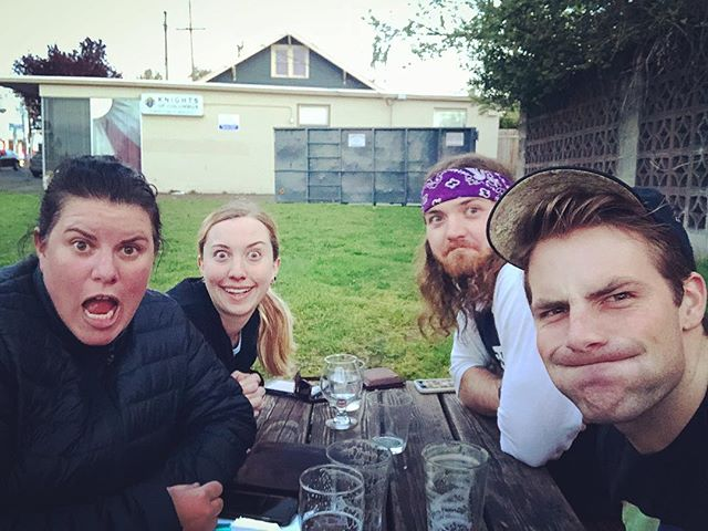 Neighborhood drinking back in session! @nepo42  ________________ #portland #neighboors #cully #friends #localbeer #goodface #sexytime