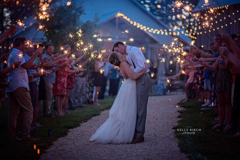 Kelly Birch Weddings