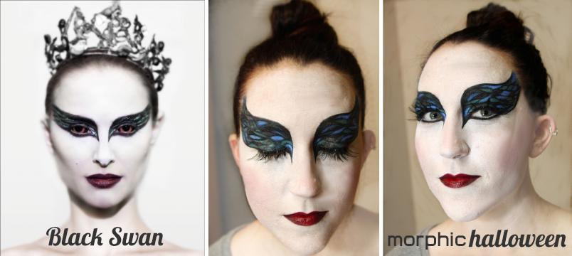 Black Swan Triptych