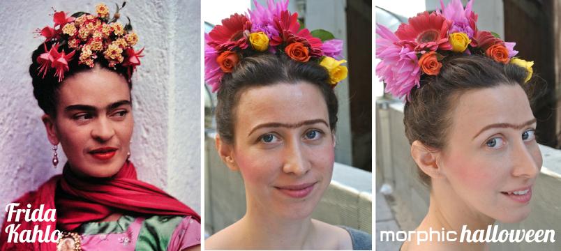 Frida Kahlo Triptych