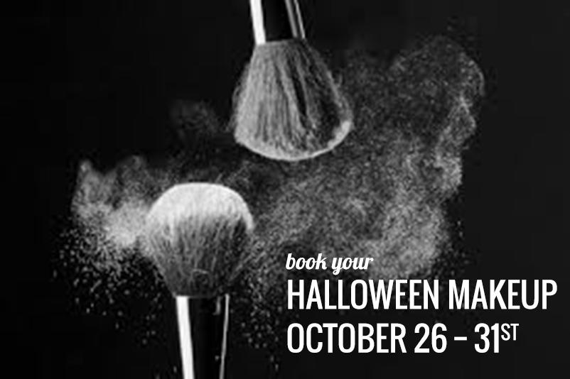 Halloween Makeup Promo