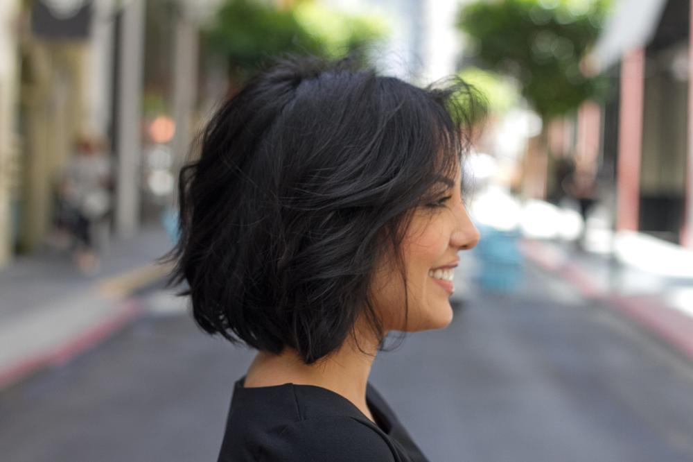 sf womens haircut
