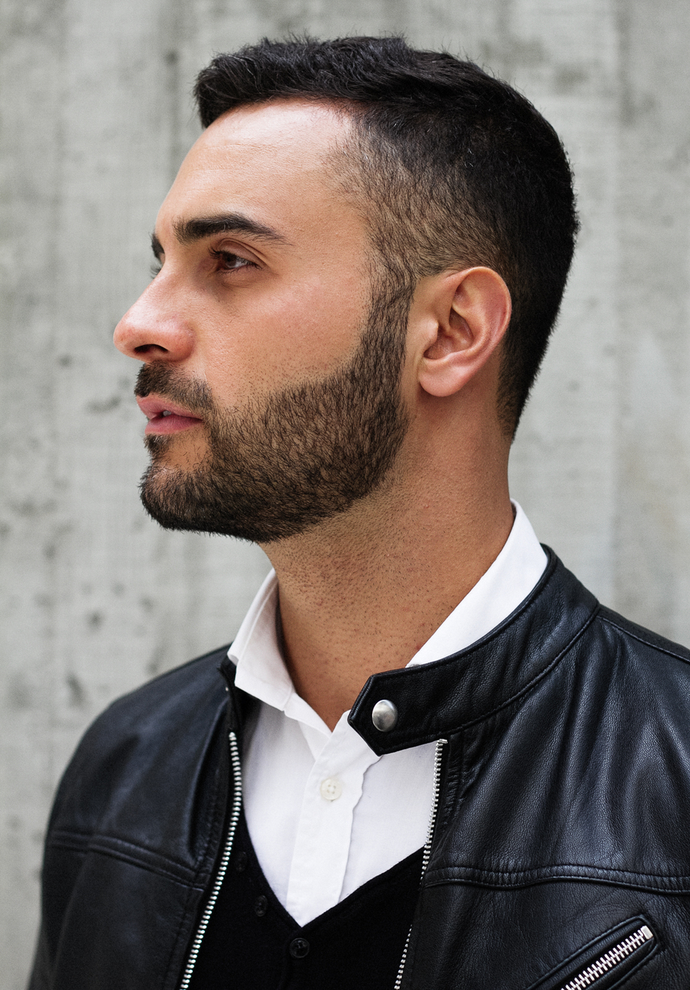 morphic sf mens haircut